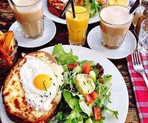 Food healthy and breakfast