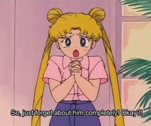 90s, aesthetic, and sailor image