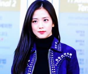 korean, pretty, and rose image