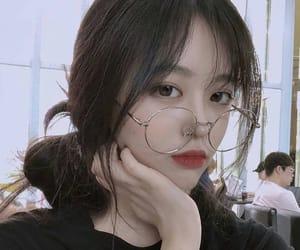 ulzzang, aesthetic, and korean girl image