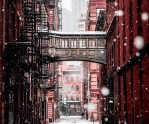Winter in New York city.❄️
