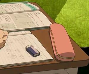 anime, kawaii, and study image