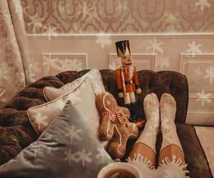 christmas, cozy, and Dream image