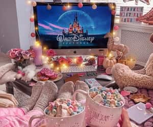 disney, girl, and winter image