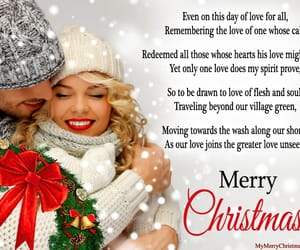 christmas love poems to my wife