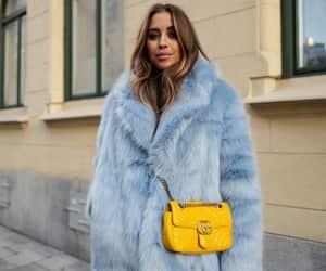 coat, kenzas, and fashion image