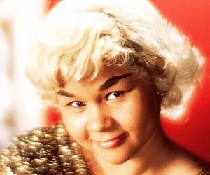 music, etta james, and blues music image