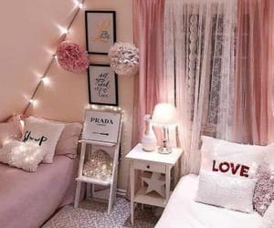 Dream pink room