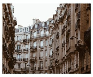 city, building, and paris image