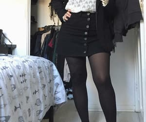 alternative, casual, and outfit image