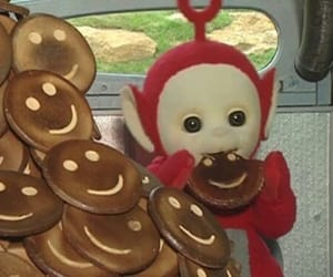 icon, 90s, and teletubbies image