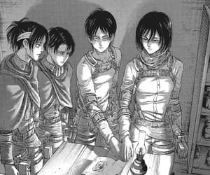 anime, aot, and hanji zoé image