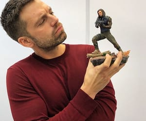 sebastian stan, Avengers, and Marvel image