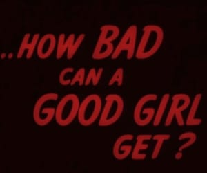 aesthetic, bad, and good girls image