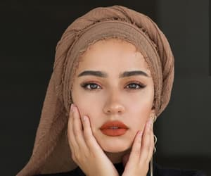 amazing, beauty, and hijab image