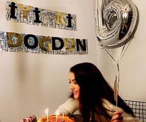 birthday party, burcu ozberk, and chic image