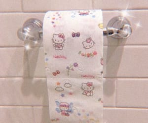 aesthetic, hello kitty, and soft image