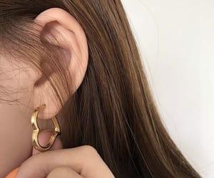 heart and earrings image