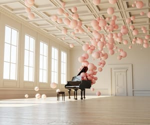 pink and ballons image