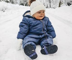 baby, child, and christmas image