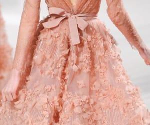 backless, designer, and dress image