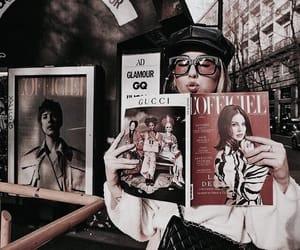fashion and magazine image