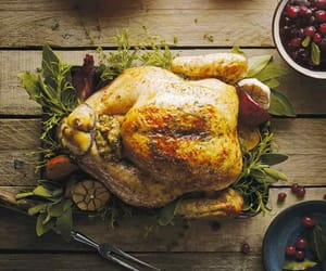 christmas, food, and supper image