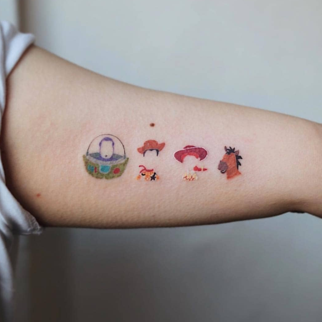 Toy Story ☆ discovered by Cosmic Style on We Heart It