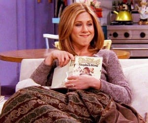 friends, book, and rachel green image