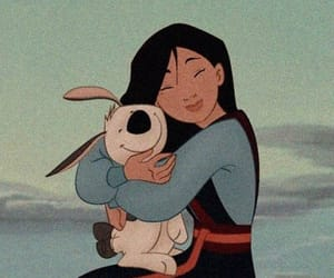 disney, mulan, and cartoon image