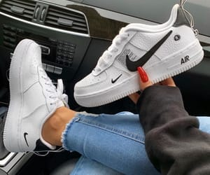 shoes, sneakers, and nike image
