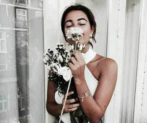 Beauty and flowers
