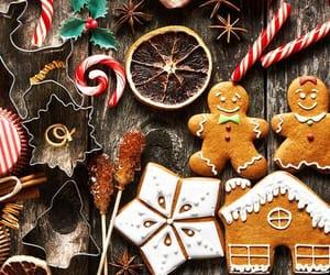 Apple Pie, christmas, and food image
