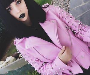 pastel goth style image
