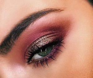 eyes, beauty, and eyeshadow image
