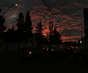 atardecer, city, and ciudad image