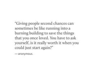 break up, move on, and sad quote image