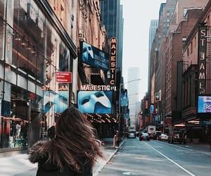 girl, girls, and new york image