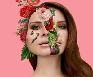 flowers, art, and lana del rey image