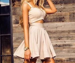 short homecoming dresses, homecoming dresses pink, and homecoming dresses simple image