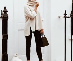 beautiful, fashionable, and outfit image