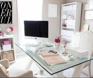 Modern home office for women