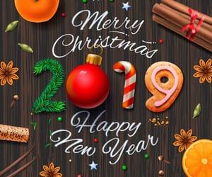 blackboard, candycane, and christmas image