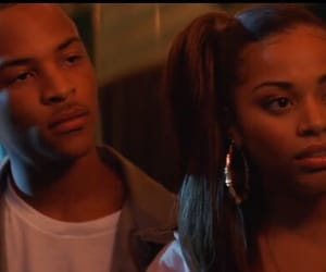couple, t.i, and 2000s image