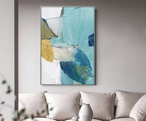 abstract art, Abstract Painting, and hand painted image