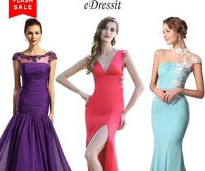 Hot, lace, and party dresses image