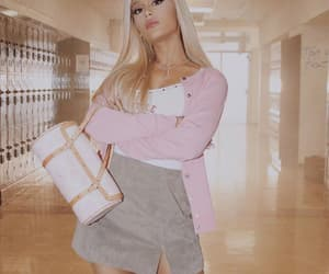 ariana grande, thank u next, and ariana image