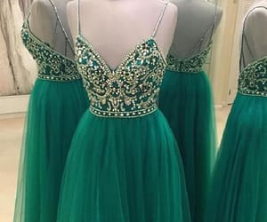 prom dress, prom dresses long, and sequin evening dresses image