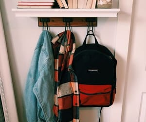 books, clothes, and decor image