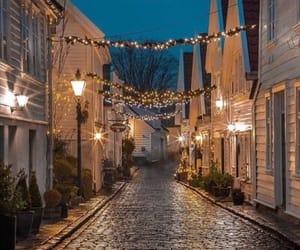 december, lights, and wonderland image